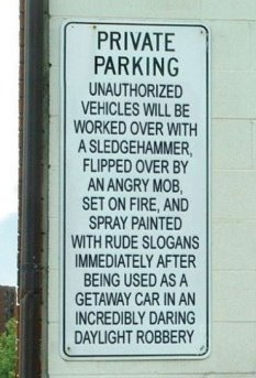 Toronto Parking Bylaws