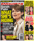 National Enquirer Front Page