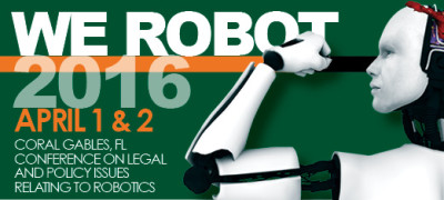 We Robot 2016 Small size