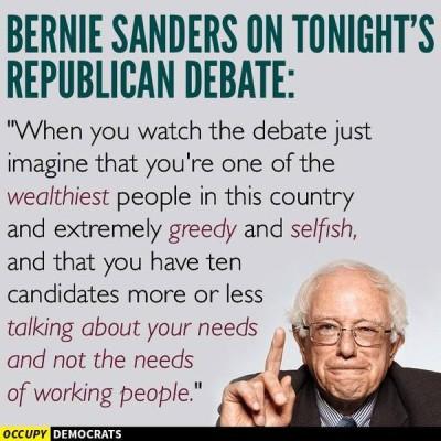 Bernie Says