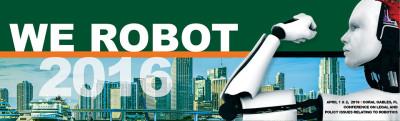 We Robot 2016