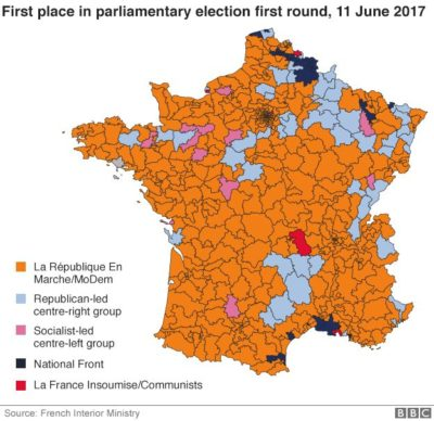 In France the Center Didn't Just Hold — It Crushed
