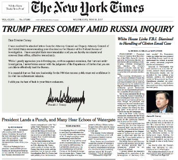 Comey and the Chain of Command